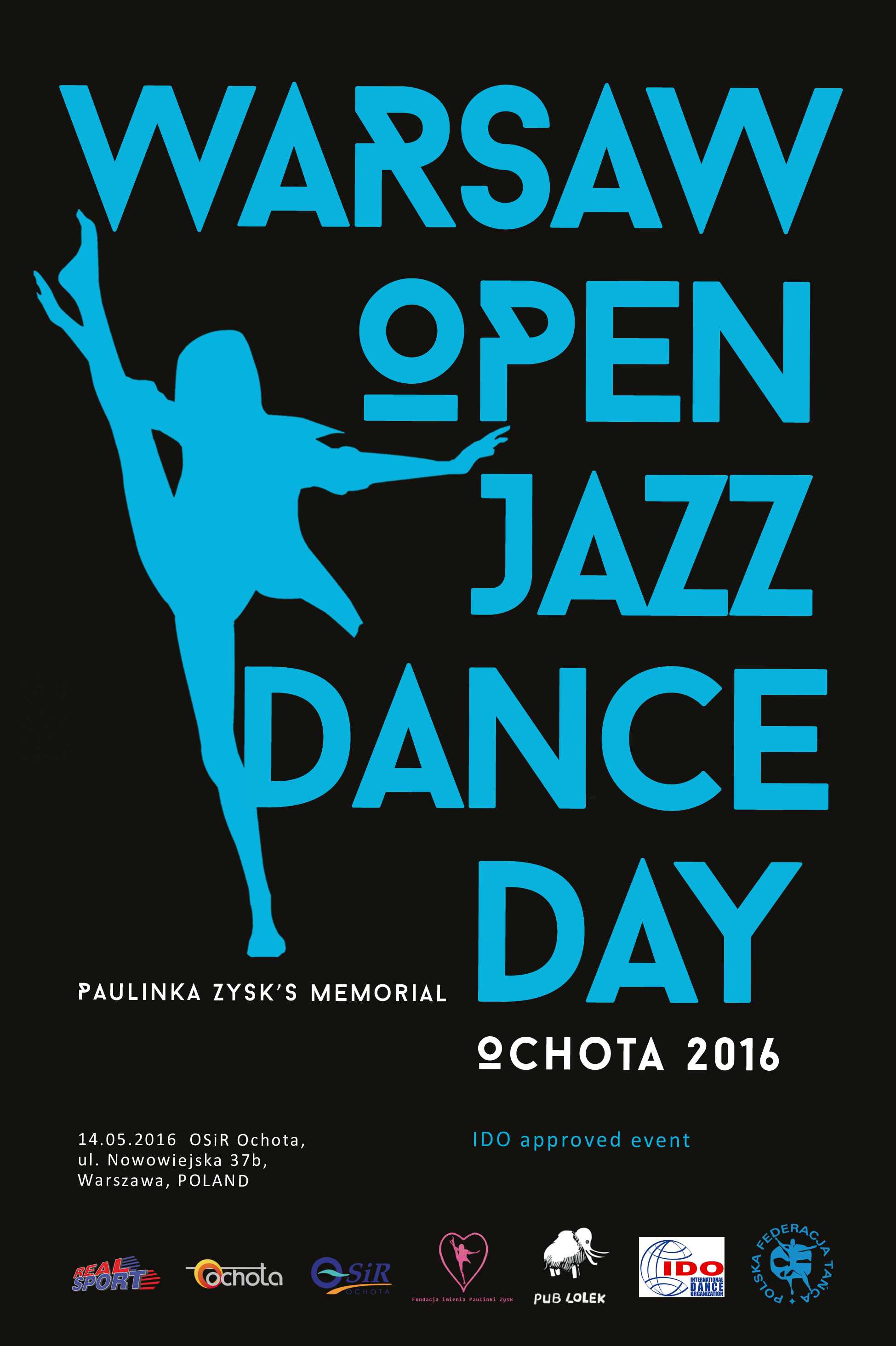Ido warsaw open jazz dance day poland informations stopboris Choice Image