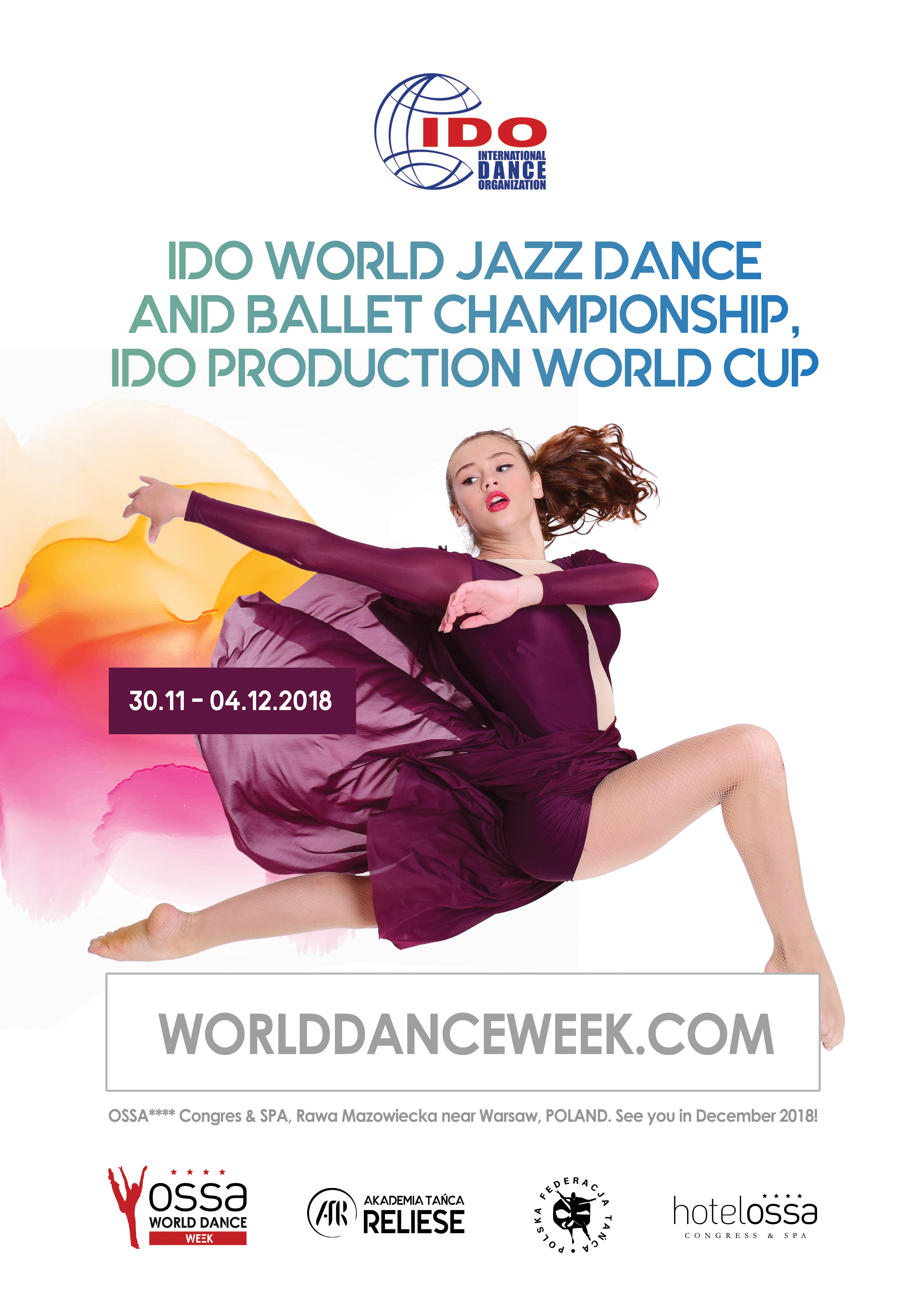 IDO - Competitions 2018
