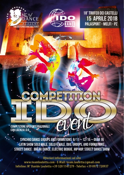 Ido Competitions 2018