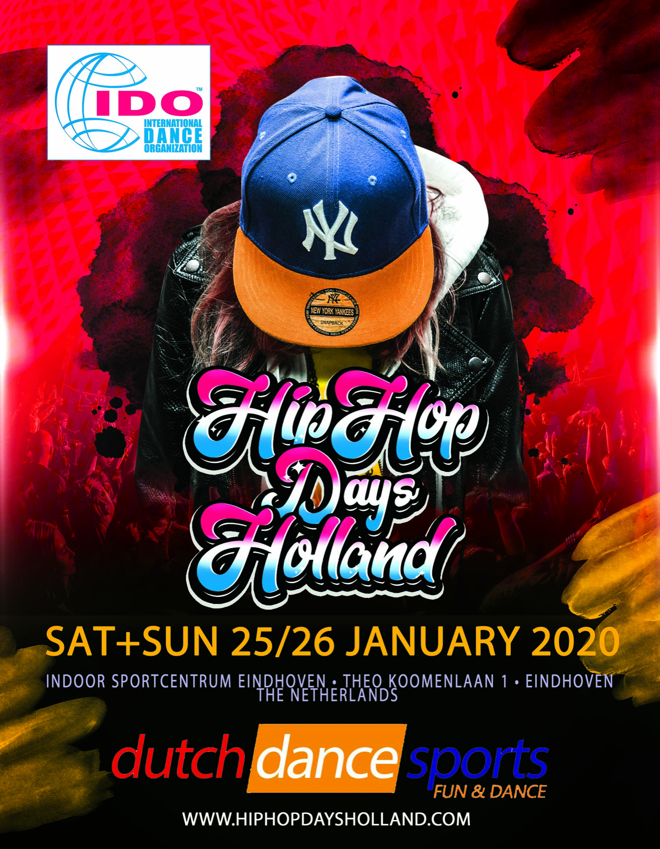 New Hip Hop 2020.Ido Competitions 2020