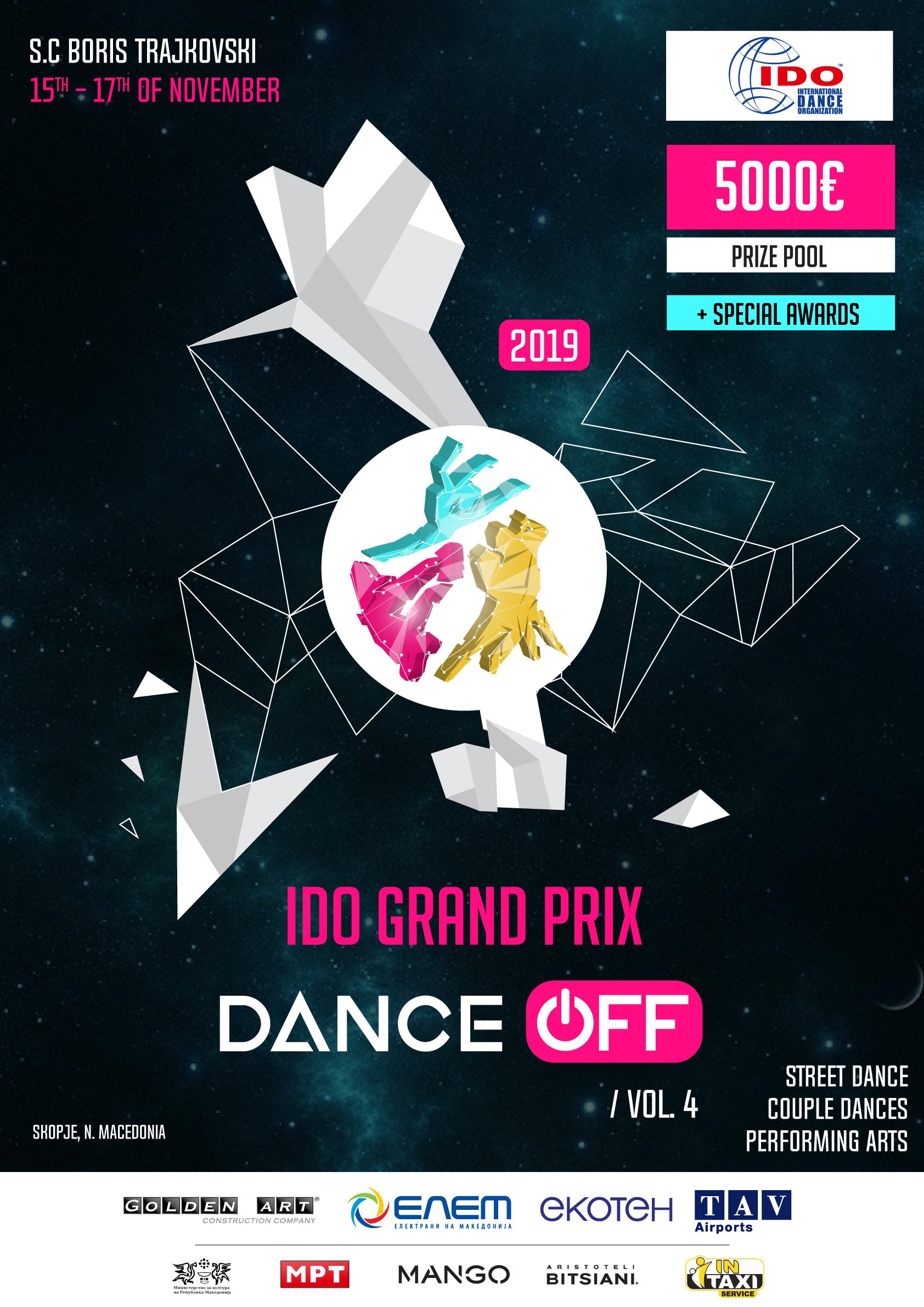 IDO - International Dance Organization